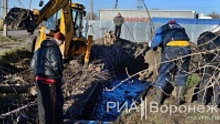 Следствие: яма, в которой утонул Дима Володин в Борисоглебске, принадлежит Минобороны