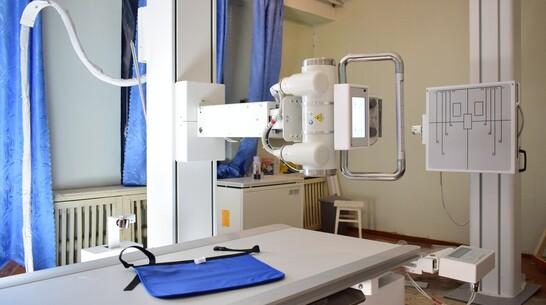 В Грибановской райбольнице изменился график работы рентгенкабинета