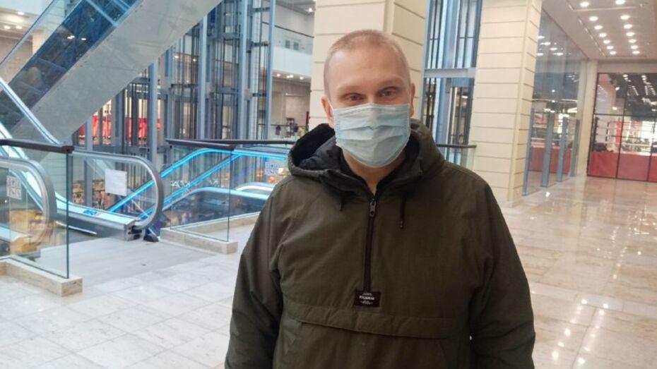 Воронежский экономист Дмитрий Сизонов: «Я благодарен нашей медицине»