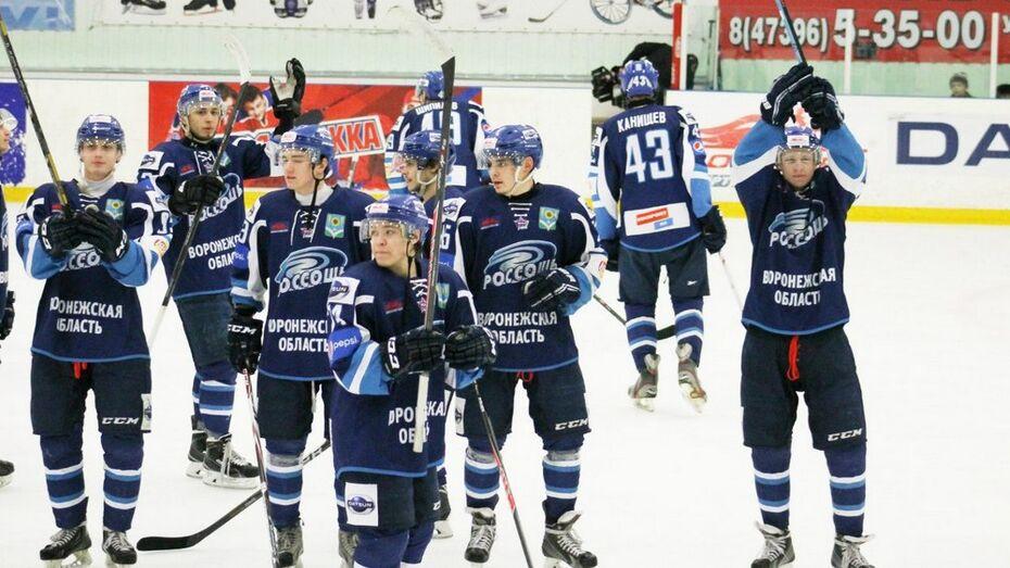 ХК «Россошь» одержал 5-ю победу подряд