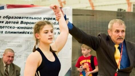 Воронежская спортсменка победила на всероссийском чемпионате по борьбе