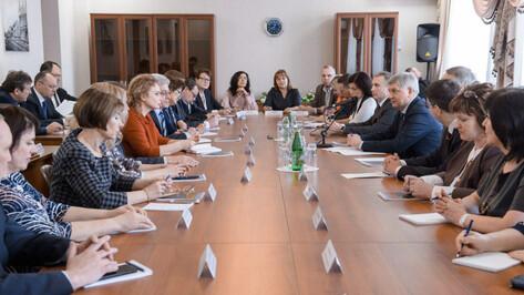 Губернатор – о развитии Воронежской области: «Позитивные изменения есть»