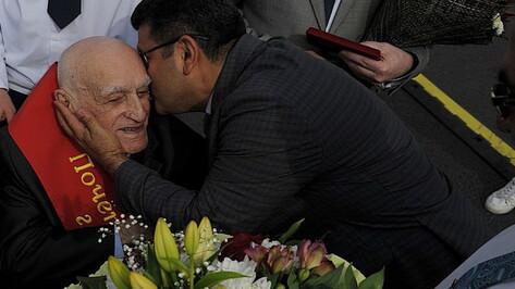Управа предложила установить памятную доску прожившему 101 год защитнику Воронежа