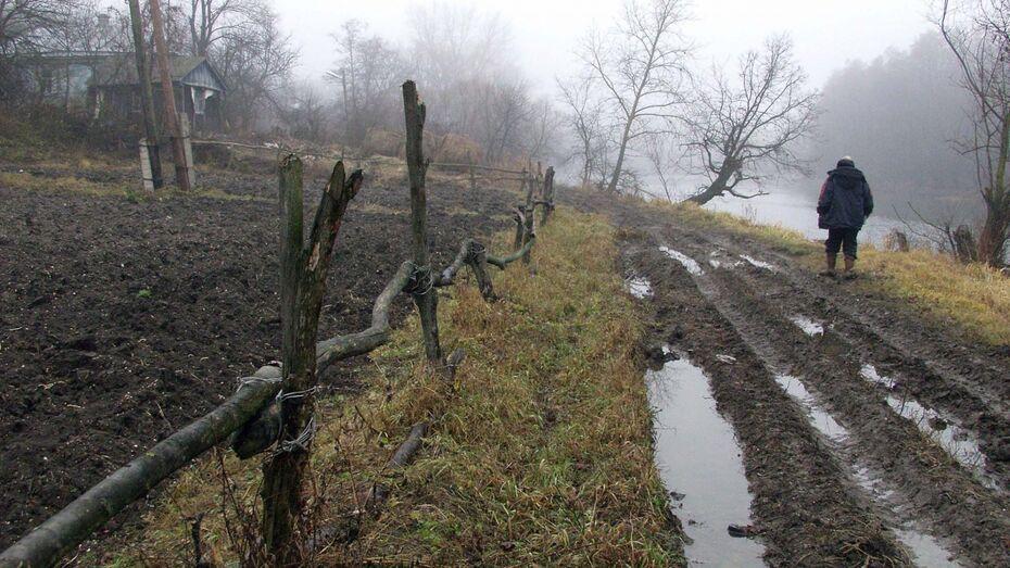 Заброшенные хутора: как пустеют воронежские деревни. Антиповка