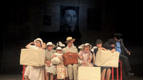 В Воронеже прошел премьерный показ спектакля «Театра равных» по рассказам Зощенко