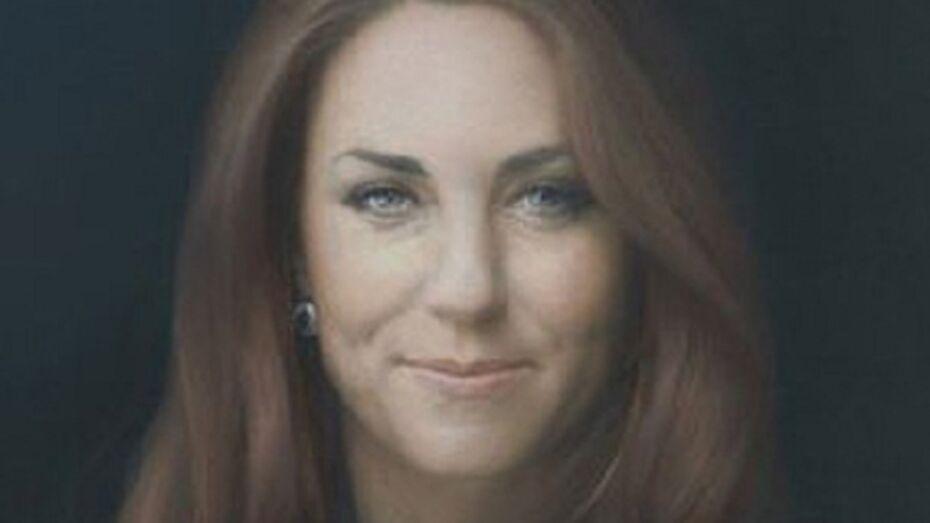 В Лондоне раскритиковали первый официальный портрет герцогини Кембриджской