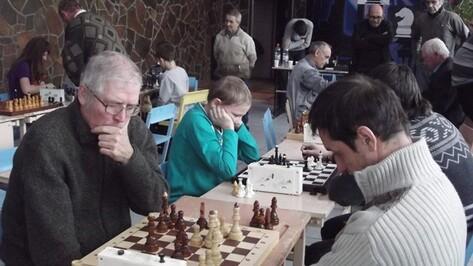 В Поворино прошел турнир по быстрым шахматам