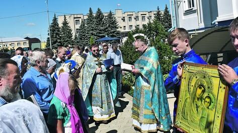 Панинцы отметили престольный праздник