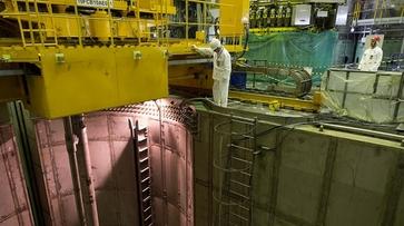Шестой энергоблок Нововоронежской АЭС вывели на 90% мощности