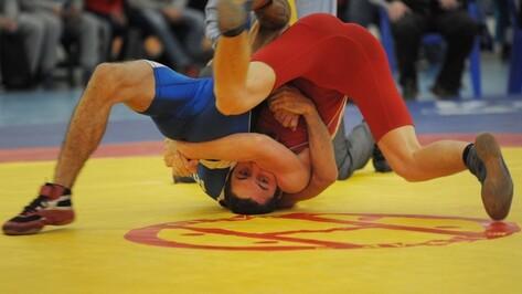 Воронежский спортсмен взял «бронзу» на первенстве России по вольной борьбе