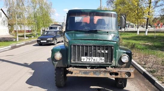 Ассенизаторская машина сбила пешехода в Борисоглебске