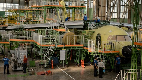 На Воронежском авиазаводе построят воздушный командный пункт для ядерной войны