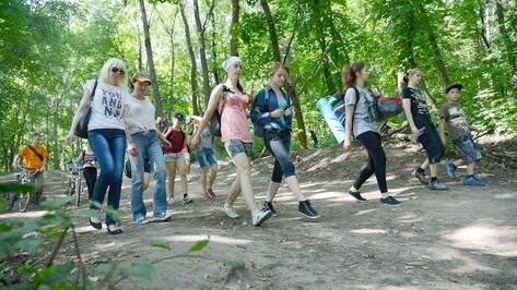 Авторы Большой экотропы пригласили воронежцев в бесплатный поход