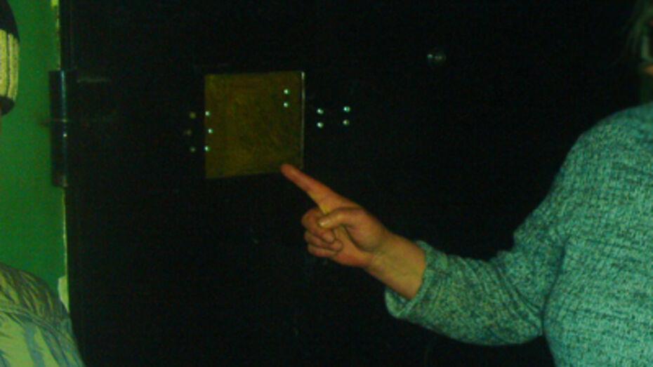 Пенсионерка в Бутурлиновке продавала наркотики через окошко в двери квартиры