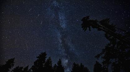 Воронежцы смогут увидеть метеорный поток Персеиды в ночь на 13 августа
