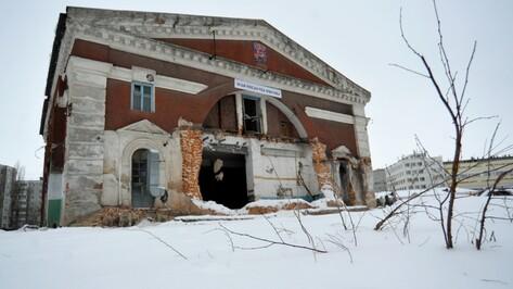 Вторая жизнь святыни. В Воронежском храме на Придаче начали возводить алтарь