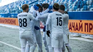 В аномально морозную погоду воронежский «Факел» обыграл одного из лидеров чемпионата