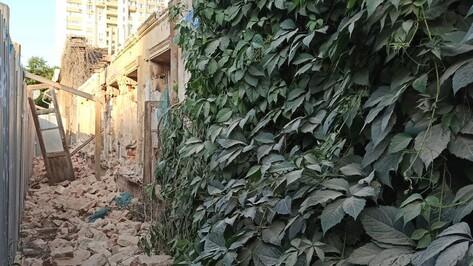 Власти Воронежа возьмут на контроль реставрацию Дома Вагнера