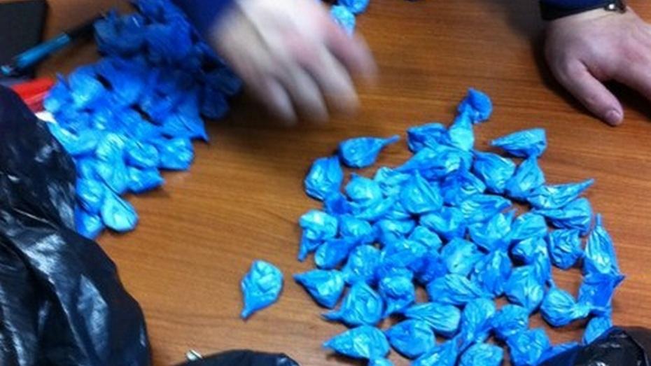 В Воронеже наркоторговцы получили 22 года тюрьмы на троих