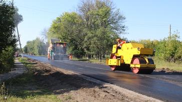 В Ольховатском районе дороги отремонтируют в городском и 6 сельских поселениях