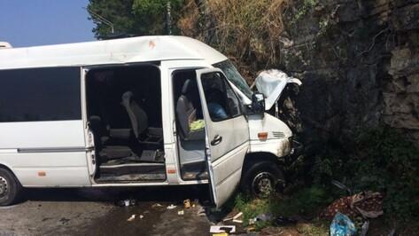 Власти Абхазии помогут пострадавшим в ДТП туристам из Воронежа