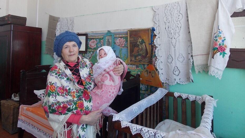 В Подгоренском районе открылся музей старинных вещей