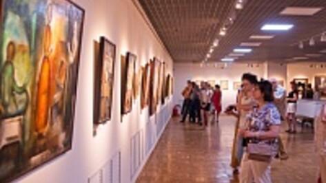 В Воронеже собрали картины легенд русского авангарда из пяти музеев