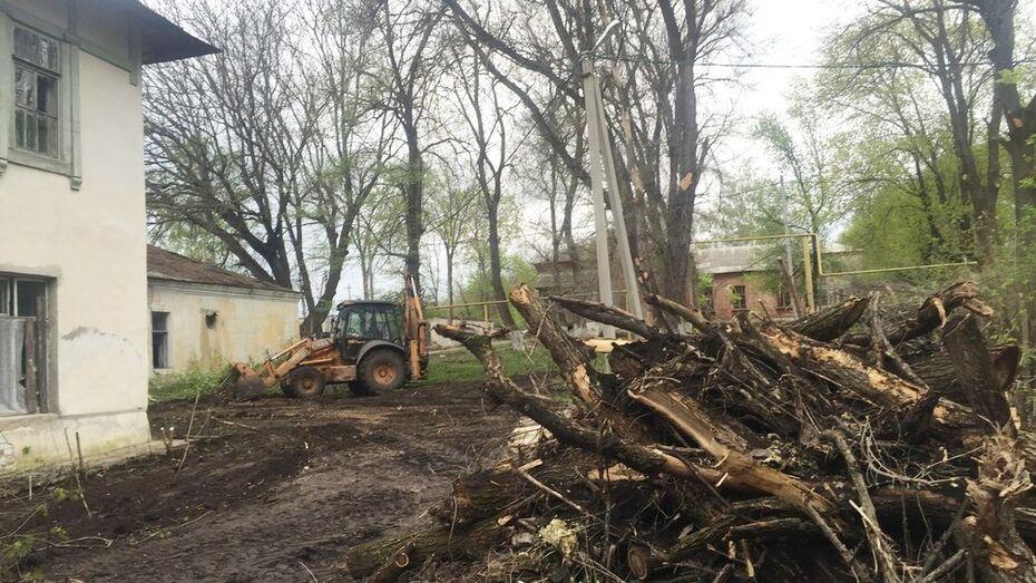 Территорию вокруг усадьбы под Воронежем защитят от многоэтажной застройки