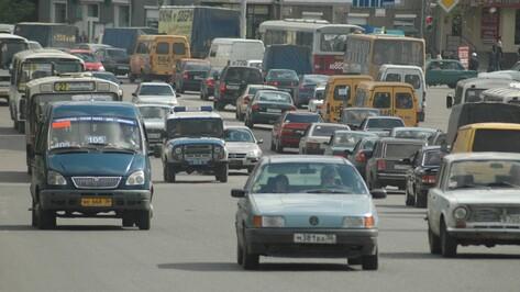 Воронеж стал вторым среди миллионников России по скорости в пути на работу