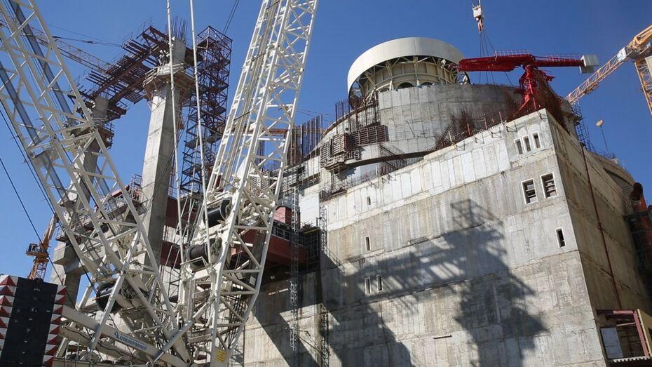 Нововоронежская АЭС-2 начала пусконаладочные работы на энергоблоке №2
