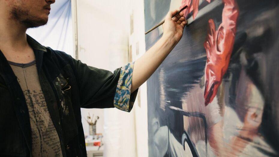 Три воронежских художника прошли первый отбор на премию Кандинского