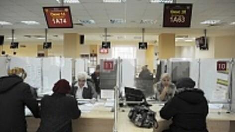 Создание сети МФЦ в Воронежской области профинансирует федеральный бюджет