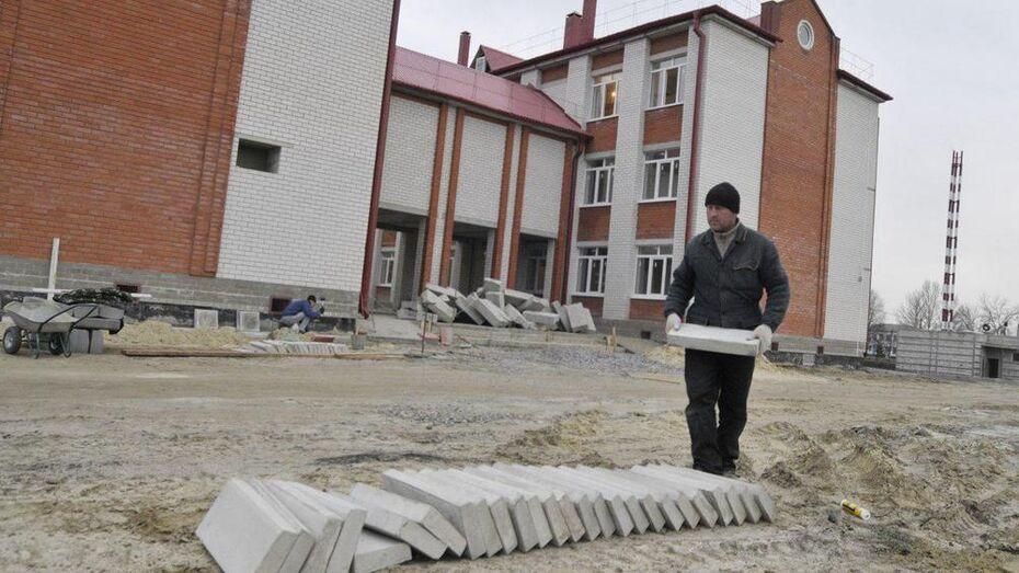 Воронежские власти вложат в строительство соцобъектов и инженерных сетей 2,5 млрд рублей