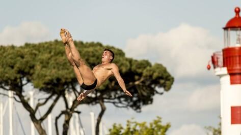 29-летний воронежец стал лучшим в мире по прыжкам в воду с элементами акробатики