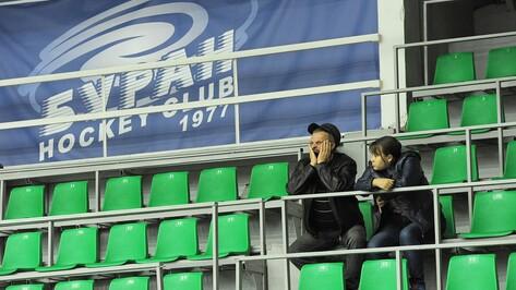 Воронежский «Буран» проиграл с двузначным счетом