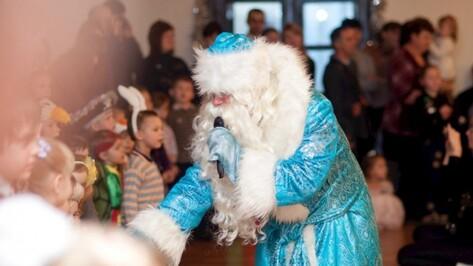 Санврачи попросили воронежцев приводить на новогодние мероприятия только здоровых детей