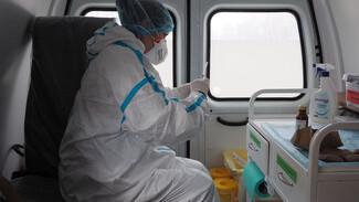 От коронавируса привили 160 тыс жителей Воронежской области