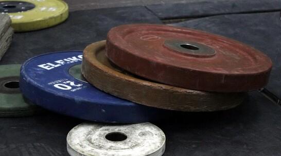Тяжелоатлет из Воронежской области победил на российском первенстве юниоров