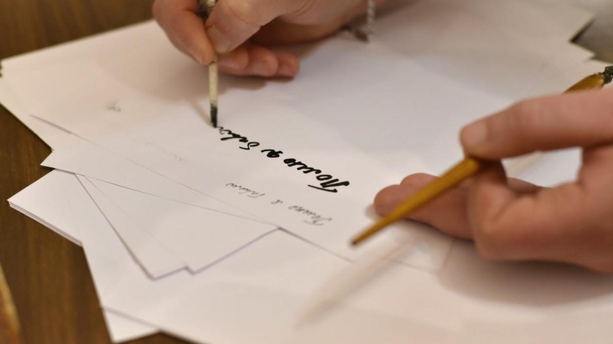 Отражение на бумаге. Воронежские эксперты рассказали, что можно понять по почерку человека