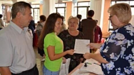 На выборах губернатора в Богучарском районе Алексей Гордеев получил 87,44% голосов