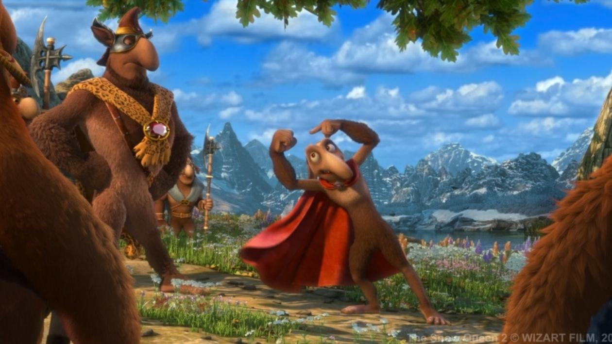 Создатели воронежской «Снежной королевы»: «Приятно попасть в компанию топовых мультфильмов»