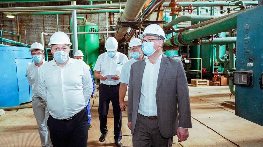 Более 900 млн рублей вложили в модернизацию воронежского теплоэнергетического хозяйства