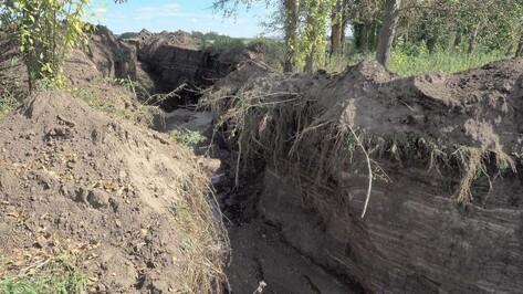 Губернатор взял на контроль ситуацию с попыткой осушения воронежского озера Круглое