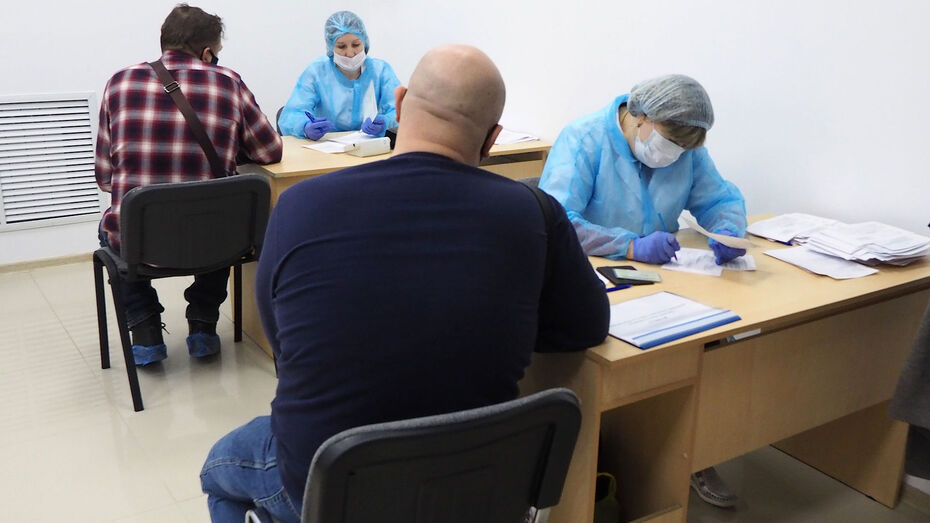 Первый компонент вакцины от ковида ввели 39% взрослых жителей Воронежской области