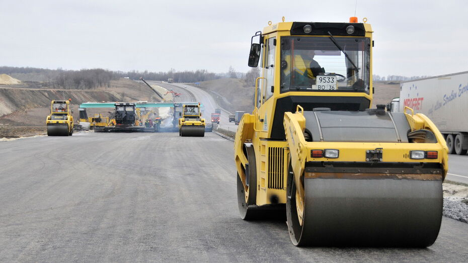 Трассу М-4 «Дон» в Воронежской области будут ремонтировать осенью