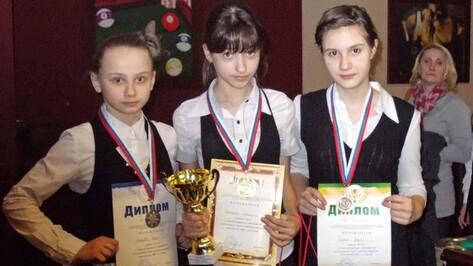 Бутурлиновская спортсменка победила на соревнованиях по бильярду в Воронеже
