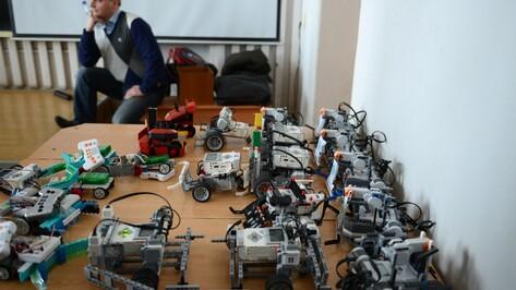 Марсоход и крошка Ро. Чем удивил фестиваль робототехники в Воронеже