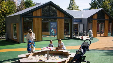 Комнаты матери и ребенка предложили оборудовать в воронежских парках за счет бизнеса
