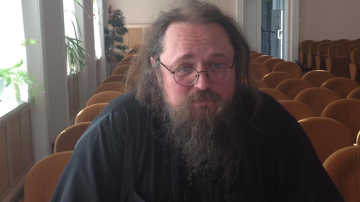 Андрей Кураев: «Не все, что я говорю – это пурга»