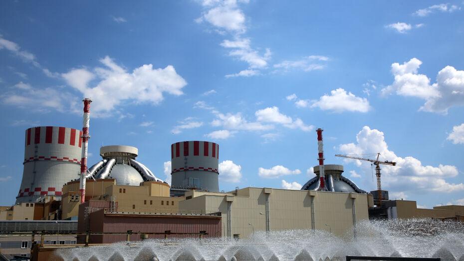 Второй инновационный энергоблок Нововоронежской АЭС-2 вышел на 75% мощности